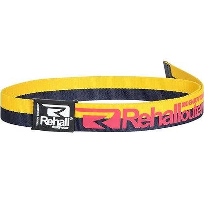 Ремень Rehall BELTZ-R Navy/Gold