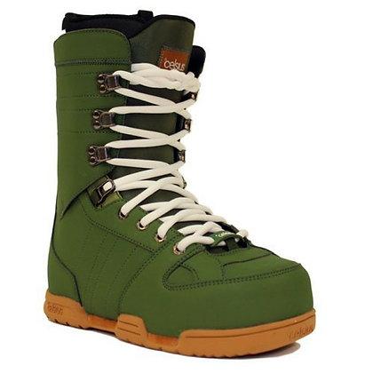 Ботинки Celsius Sonic Trad Lace Green