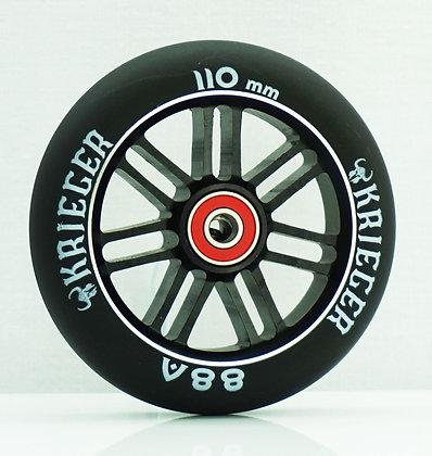 Комплект колес KRIEGER черный (KRW-011NB)