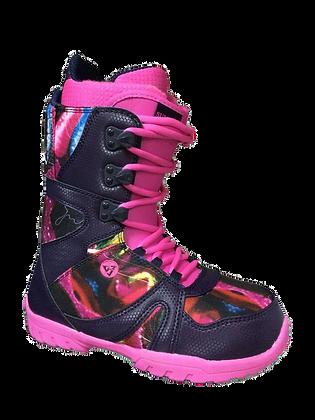 Ботинки VNINE bl/pink