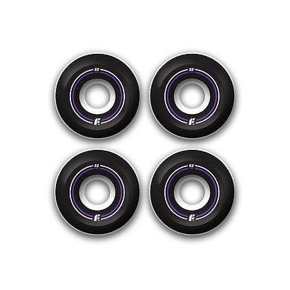 Комплект колес Footwork BASIC (52 мм 100A Форма Sidecut )