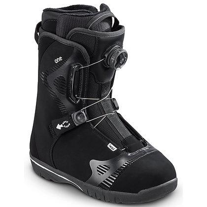 Ботинки Head ONE BOA WMN black