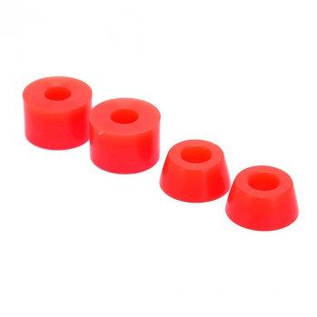 Н-р бушингов для скейтборда TechTeam (жесткость 90А) 4 шт.
