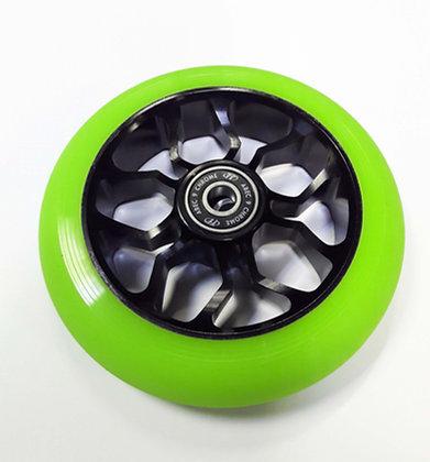 Комплект колес TechTeam  Duker 202, 110 мм, light green