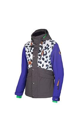 Куртка Rehall MOOD-R white leopard