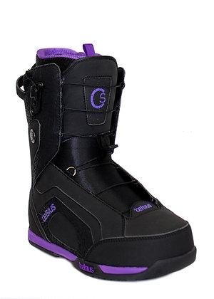 Ботинки Celsius  Cirrus-OzonSL Black\Prple