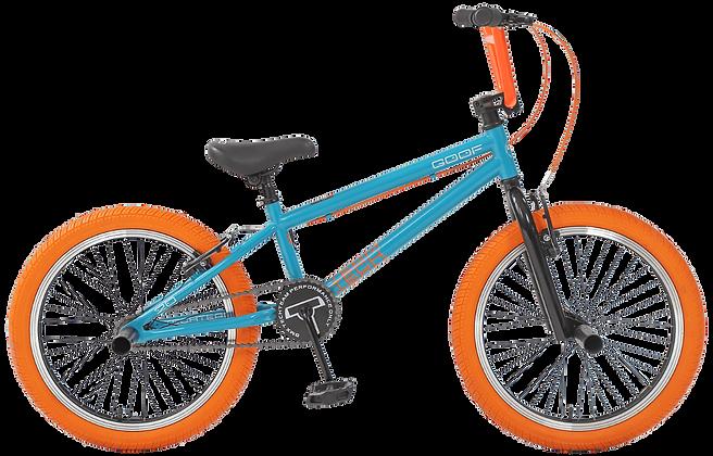 Велосипед BMX Tech Team GOOF 2020 orange