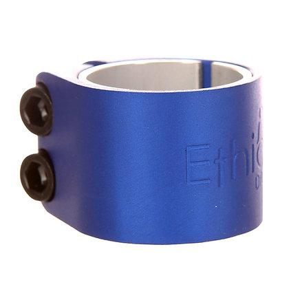 Зажим   Ethic alu basic clamp blue