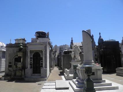 Recoleta's Cementery