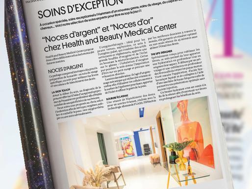Découvrez l'article paru sur le magazine Femme Du Maroc pour le numéro de juillet et août 2021.
