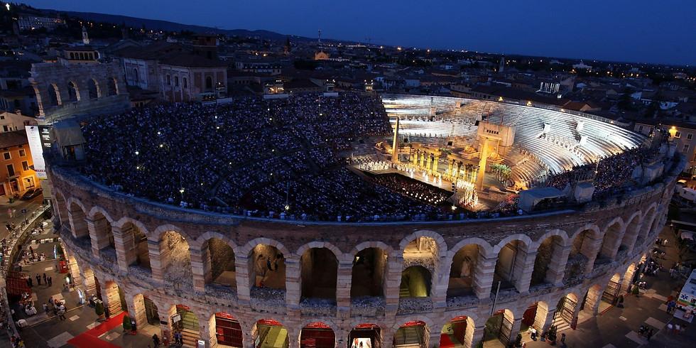 Festiva Arena di Verona 2021