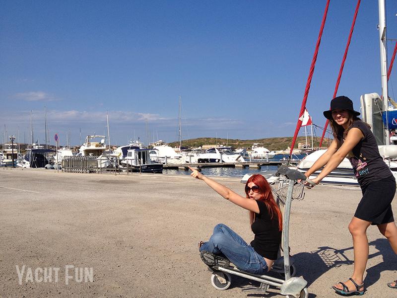 Киклады Греция Yacht Fun (5)