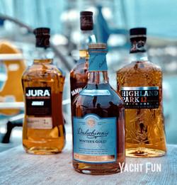 Виски тур на яхте
