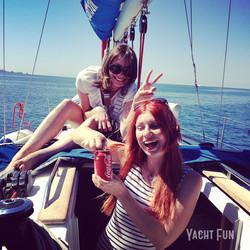 Киклады Греция Yacht Fun (19)