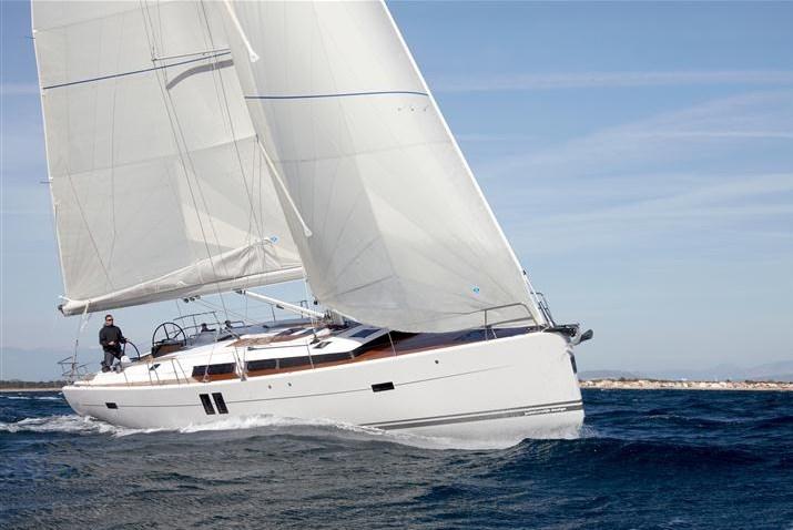 Hanse495 Charter Croatia 2012 5