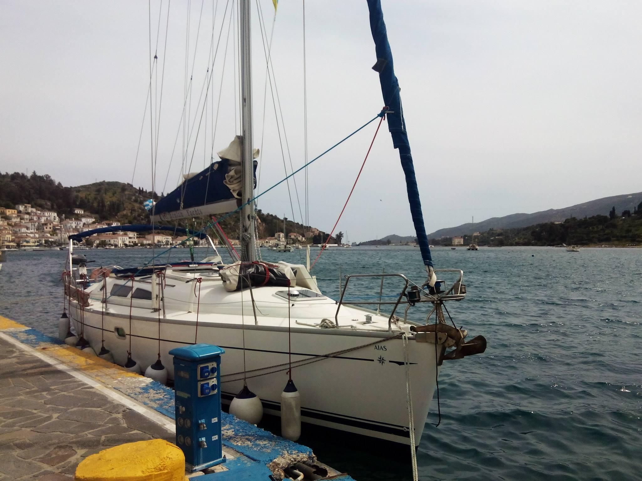 Jeanneau Sun Odyssey 40 Aias
