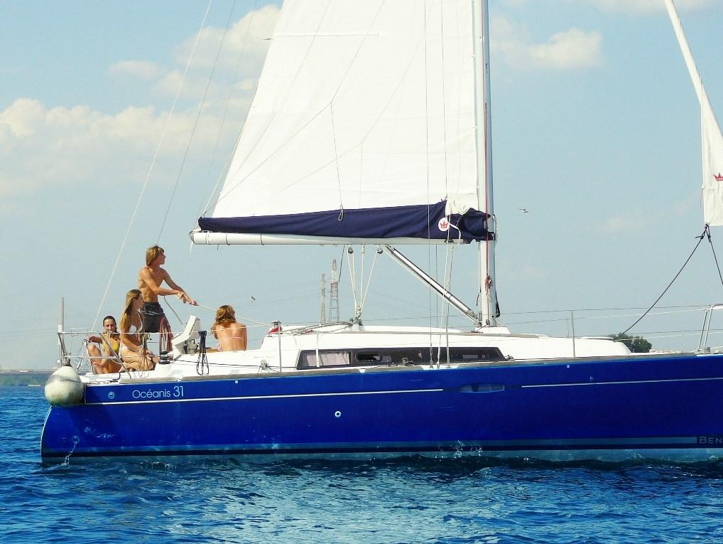 Beneteau Oceanis31 (1)