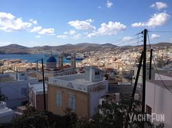 Киклады Греция Yacht Fun (12)