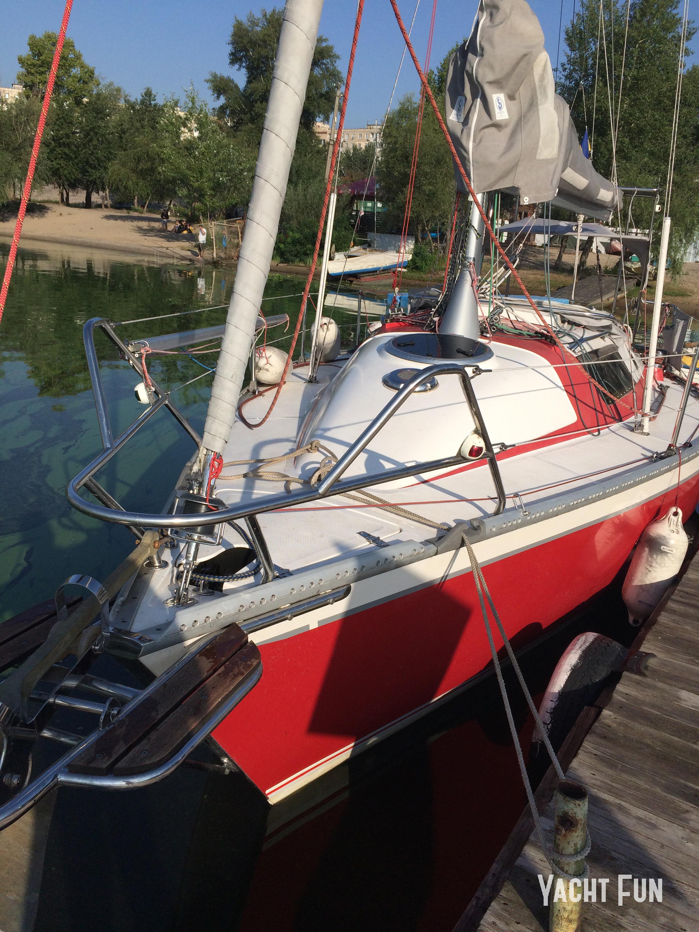Dreamer (13) YachtFun