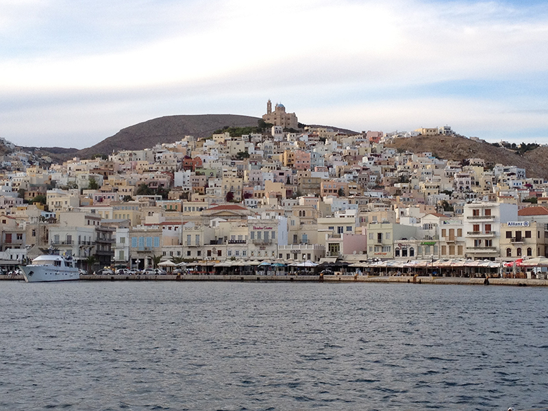 Киклады Греция Yacht Fun (7)