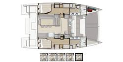 Bali 43 Catamaran (8)