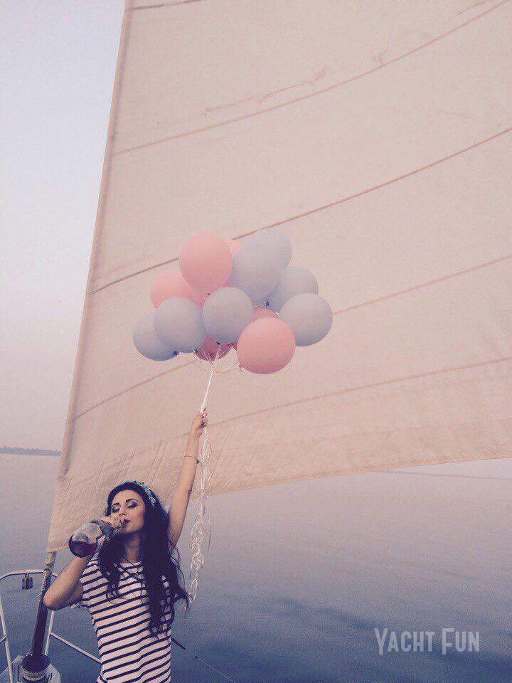 Лавстори на яхте Yacht Fun (1)