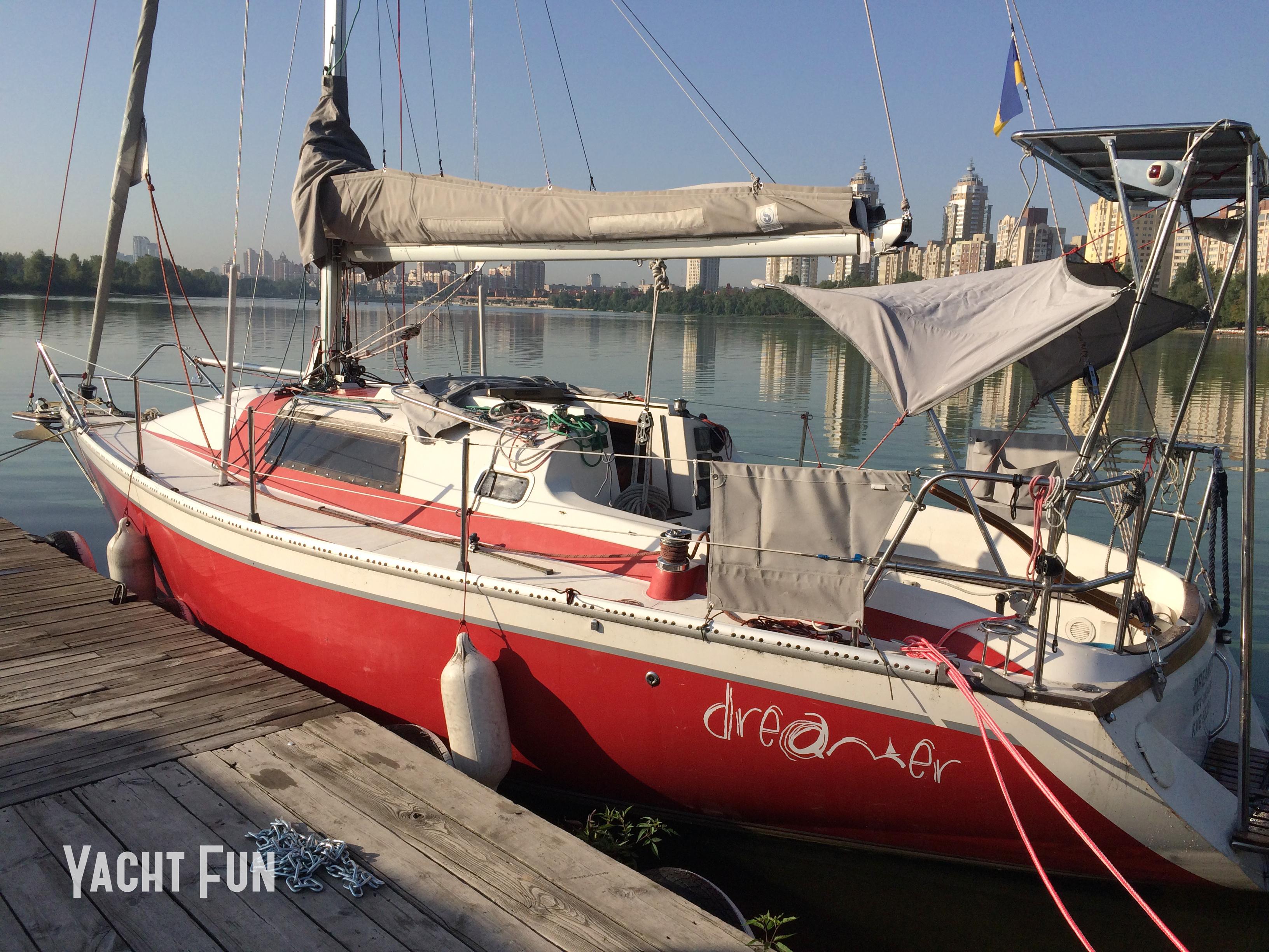 Dreamer (24) YachtFun