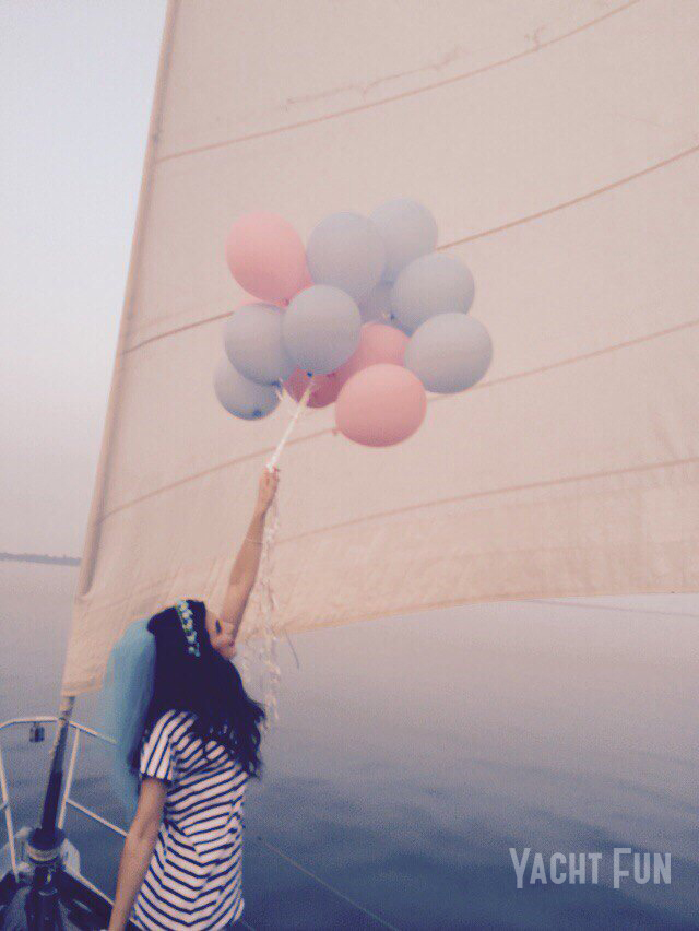 Лавстори на яхте Yacht Fun (4)