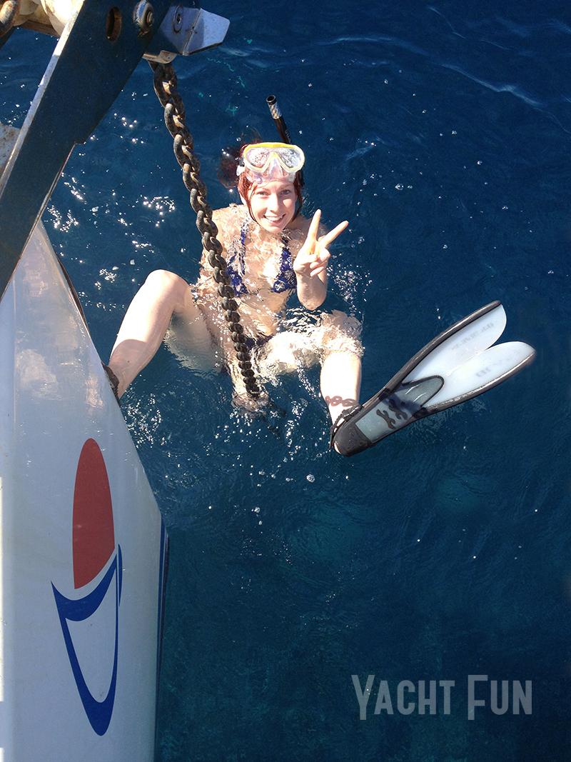 Киклады Греция Yacht Fun (3)