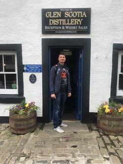 Glen Scotia Distillery, Campbeltown