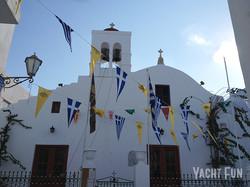 Киклады Греция Yacht Fun (2)