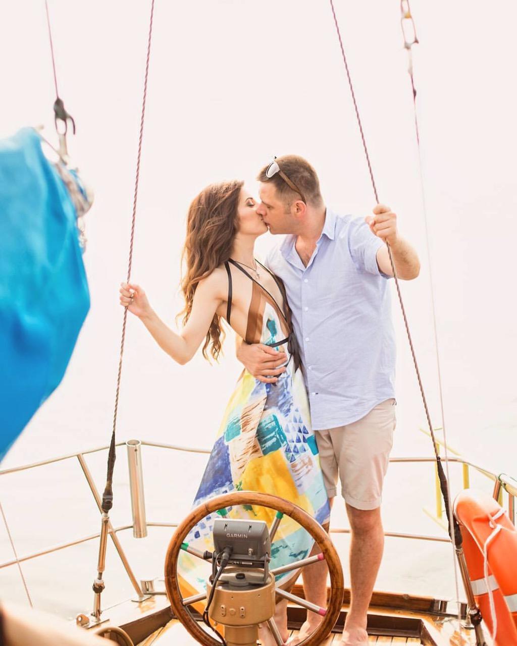 Лавстори на яхте Yacht Fun (3)
