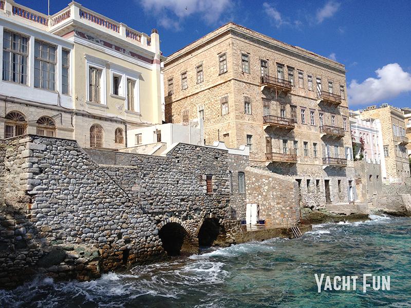 Киклады Греция Yacht Fun (11)