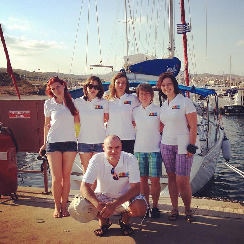 Киклады Греция Yacht Fun (6)