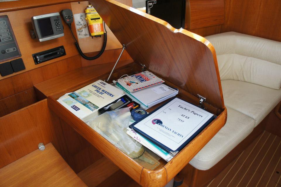 Штурманский столик