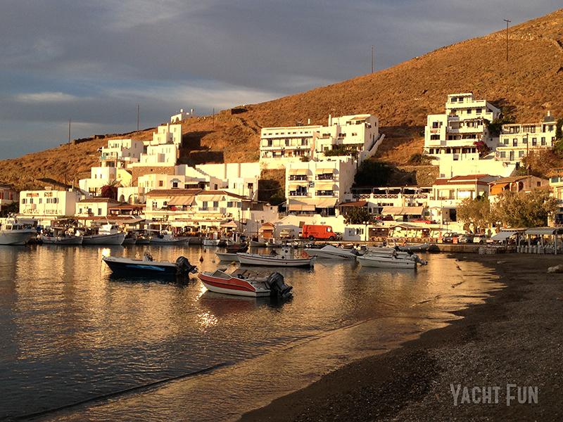 Киклады Греция Yacht Fun (1)
