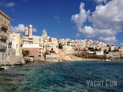 Киклады Греция Yacht Fun (10)