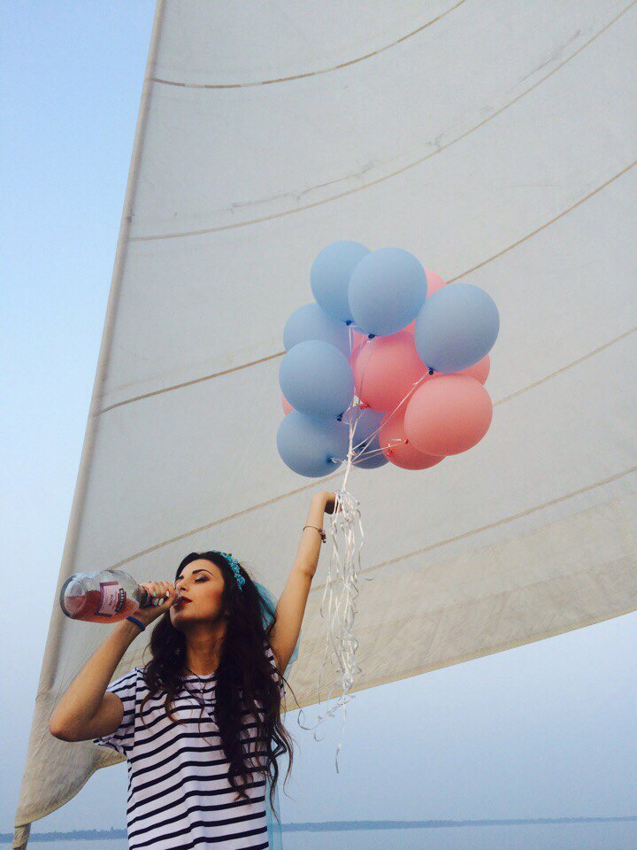 Лавстори на яхте Yacht Fun (6)