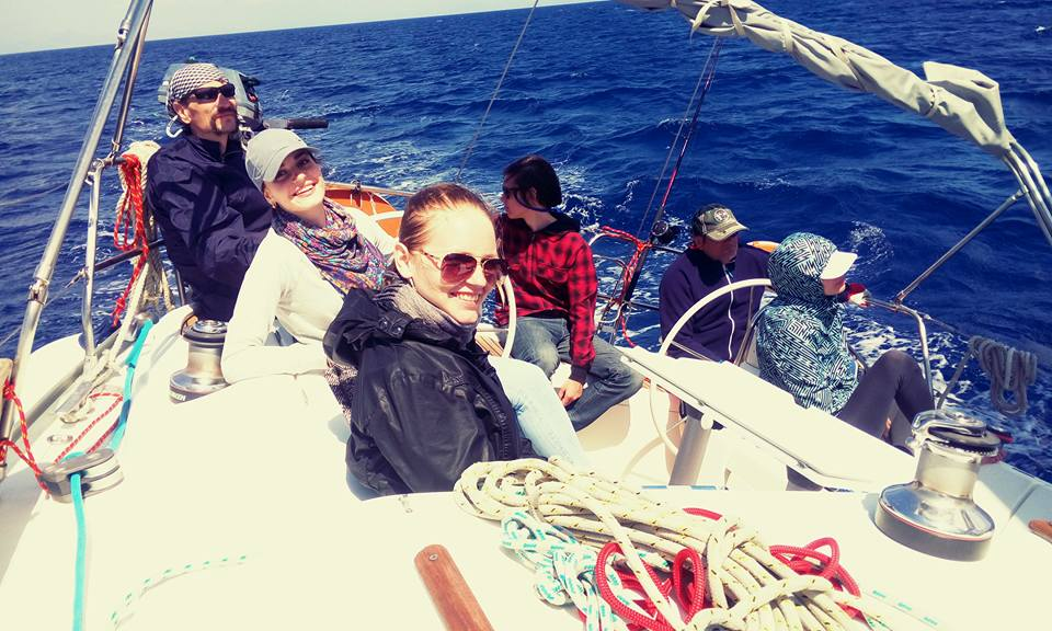 Яхтингв Греции (1)