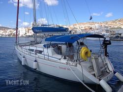 Киклады Греция Yacht Fun (9)
