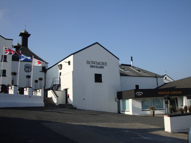 Bowmore entrance