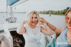 Девичник на яхте от Яхтфан 2017