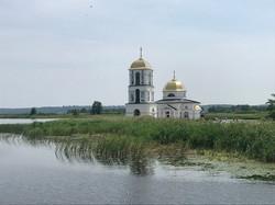 Поход на яхтах в Каневское море (9)