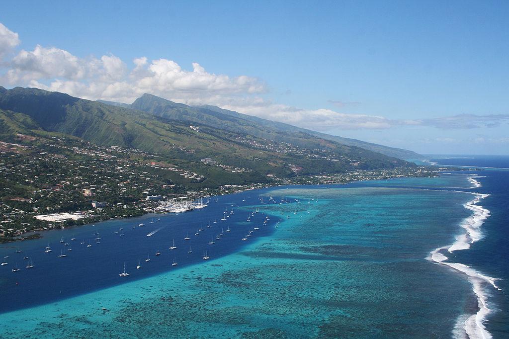 Papeete Lagon