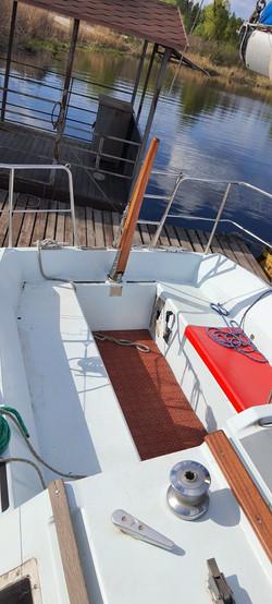 Яхта Meltemi