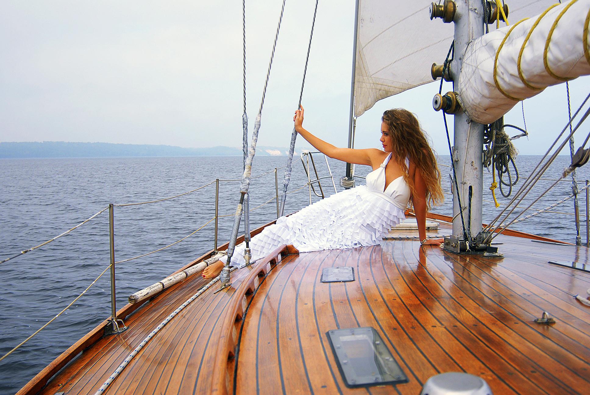 Яхта Электра