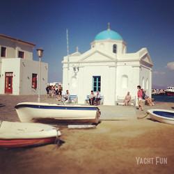 Киклады Греция Yacht Fun (17)