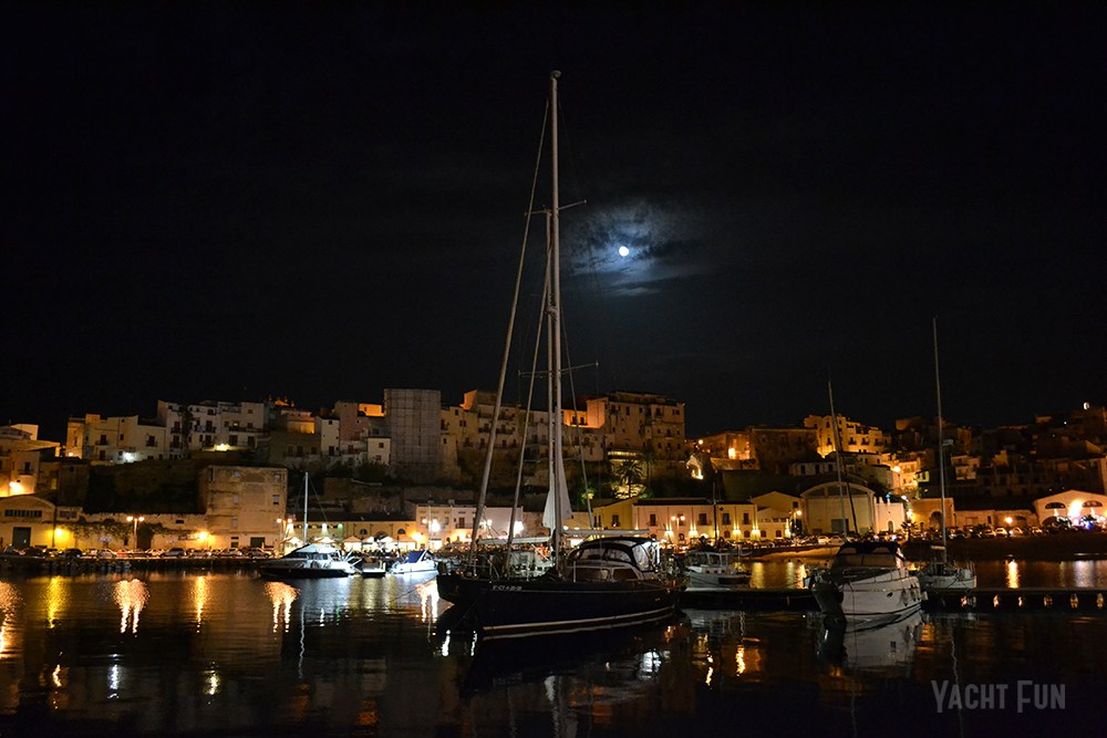 Сицилия Yacht Fun (2)