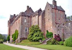 Замок  Lochranza.
