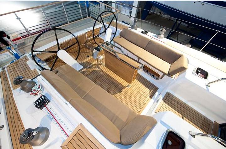 Hanse 495 Charter Croatia 2012